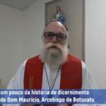 Vídeo: Dom Maurício dá testemunho sobre sua vocação
