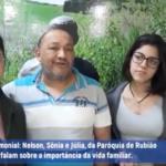 Vídeo: Mês das Vocações – Testemunho de Família