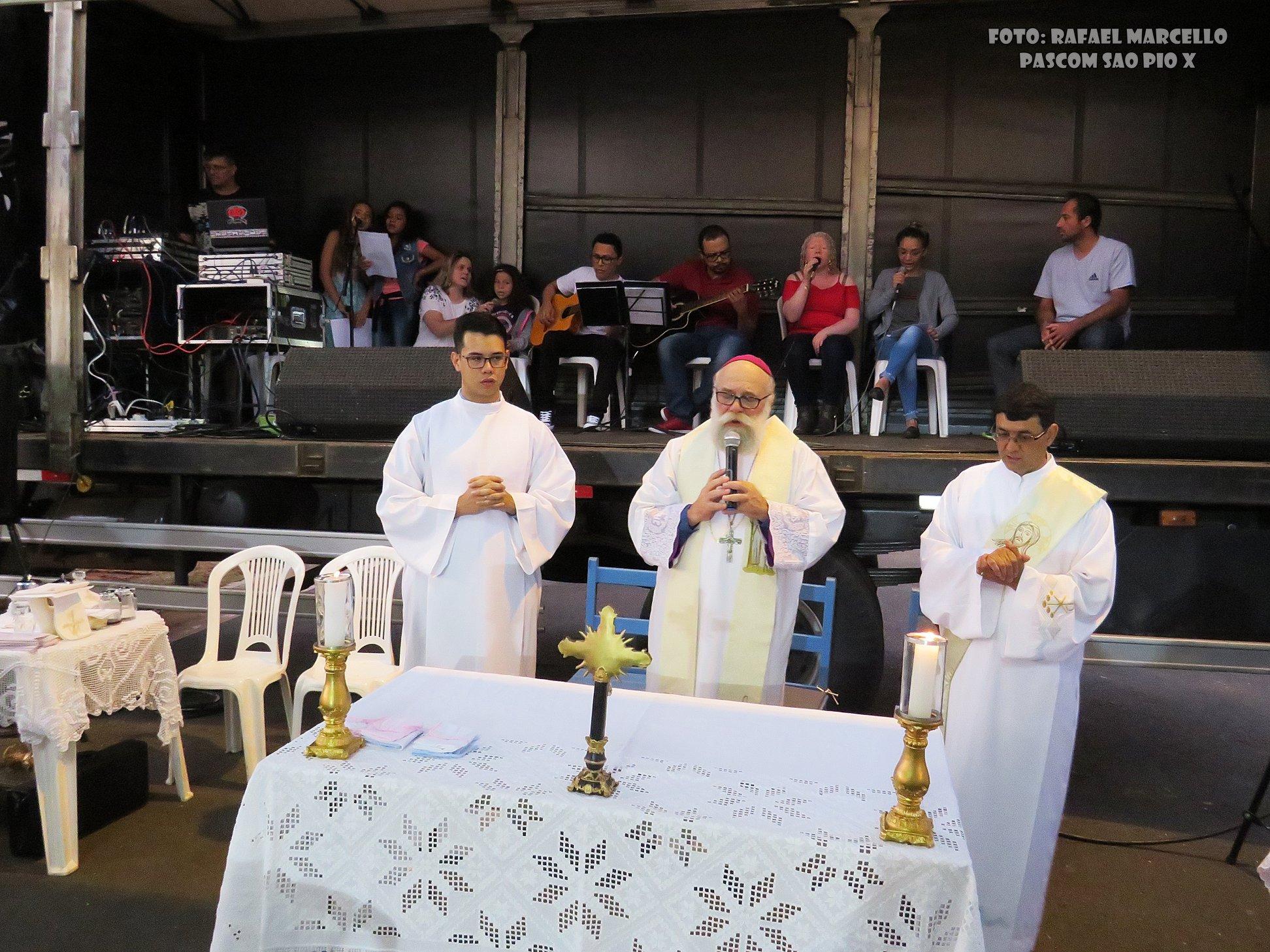 Dom Maurício celebra Festa de N. Sra. das Dores em comunidade de Botucatu