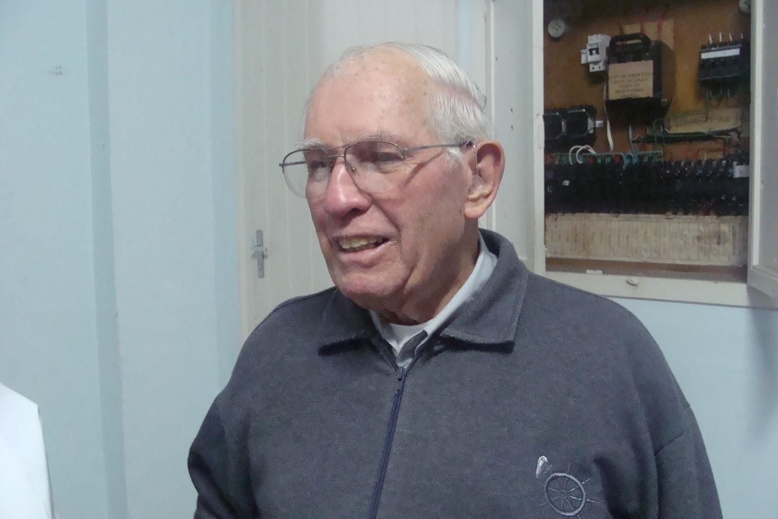 Frei Constantino Bombo, OFM Cap, morre aos 82 anos