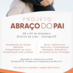 "RCC Arquidiocese de Botucatu promoverá ""Abraço do Pai"""