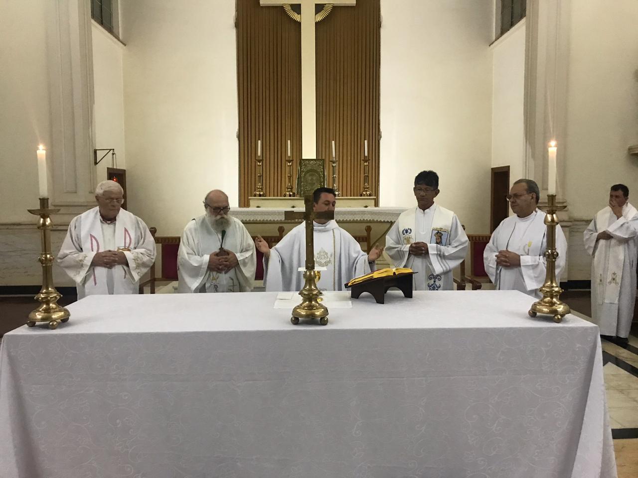 Padres elegem novos coordenadores regionais e do clero