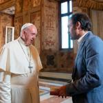 """Papa fala da bênção dos filhos no novo episódio de """"Ave Maria"""""""