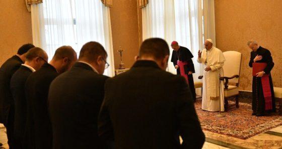 Papa: mistério da vocação e do discernimento, obra-prima do Espírito Santo