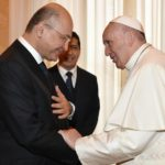 No encontro com presidente do Iraque, Papa fala sobre presença cristã no país