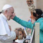 Indígenas Macuxi são recebidos pelo Papa Francisco