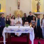 Dom Maurício envia jovens para 10ª Edição do Jesus no Litoral.