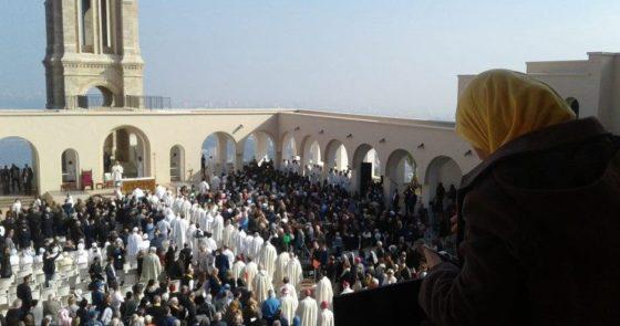 Papa: mártires beatificados na Argélia, sinal de grande fraternidade