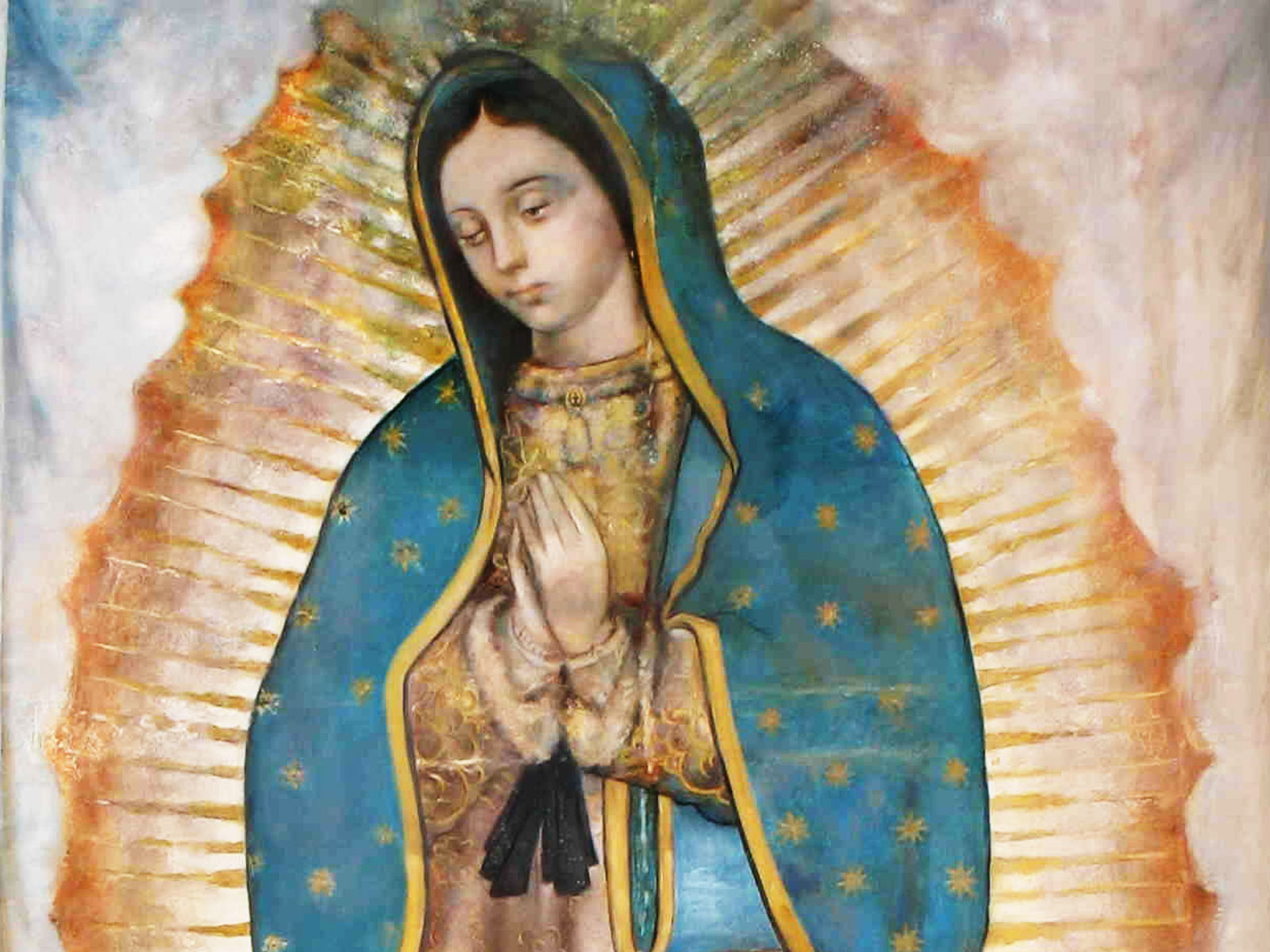 Nossa Mãezinha de Guadalupe