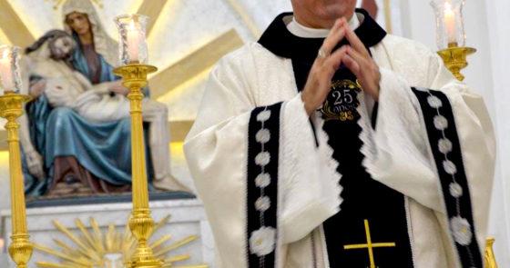 Monsenhor Carlos José de Oliveira é nomeado bispo de Apucarana (PR)