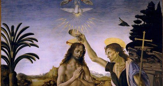 Reflexão para a Festa do Batismo do Senhor