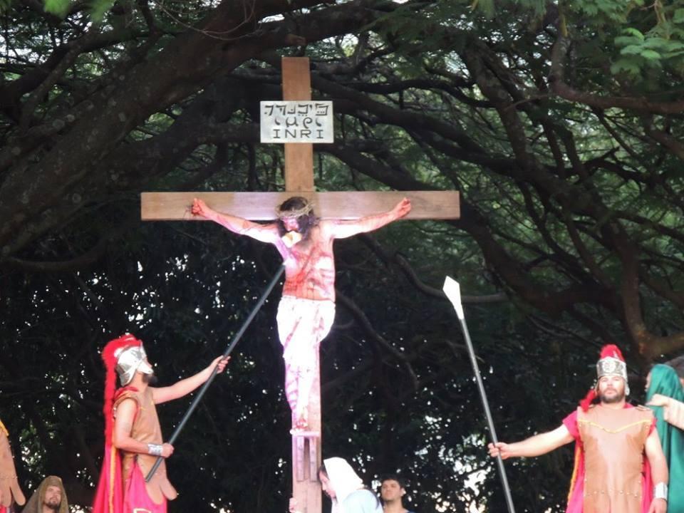 Grupo teatral de Macatuba inicia os trabalhos para encenação da Paixão de Cristo
