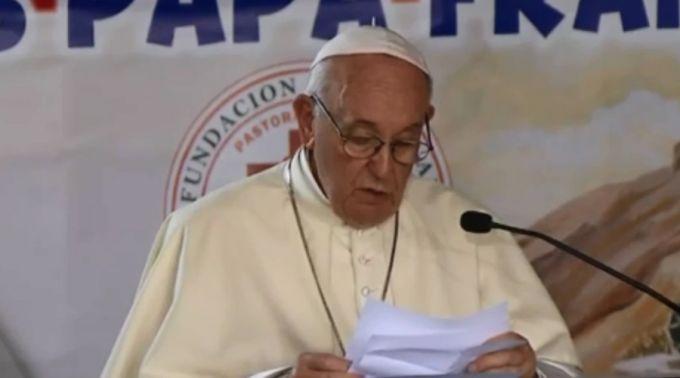 Papa Francisco reza pelas vítimas da tragédia de Brumadinho