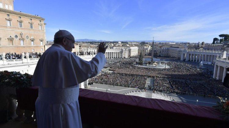 Papa em 2019: desafios, encontros e viagens