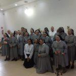 Irmãs Servas do Senhor fazem votos perpétuos e provisórios em Itatinga