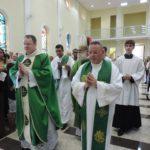 Paróquias São Benedito de Botucatu e Avaré acolhem seus respectivos párocos
