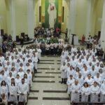 Missa de Investidura dos Ministros Extraordinários da Comunhão Eucarística da RP 2