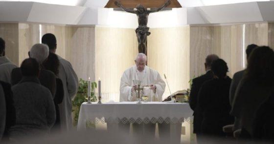 Papa: que os padres sejam alegres como Dom Bosco