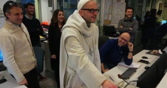 Abade beneditino pregará Retiro espiritual ao Papa e à Cúria Romana