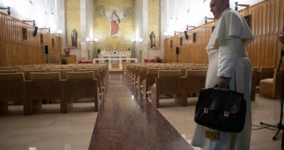 Abade de San Miniato: tornar nossas cidades símbolos de paz, fraternidade e acolhida