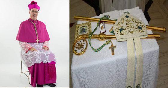 Ordenação Episcopal acontecerá no próximo dia 19 de março em Lençóis Paulista
