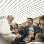 Papa: juventude não é passividade, mas esforço para alcançar metas