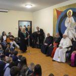"""Encontros do Papa em São Crispim: """"Jesus diz sempre a verdade"""""""