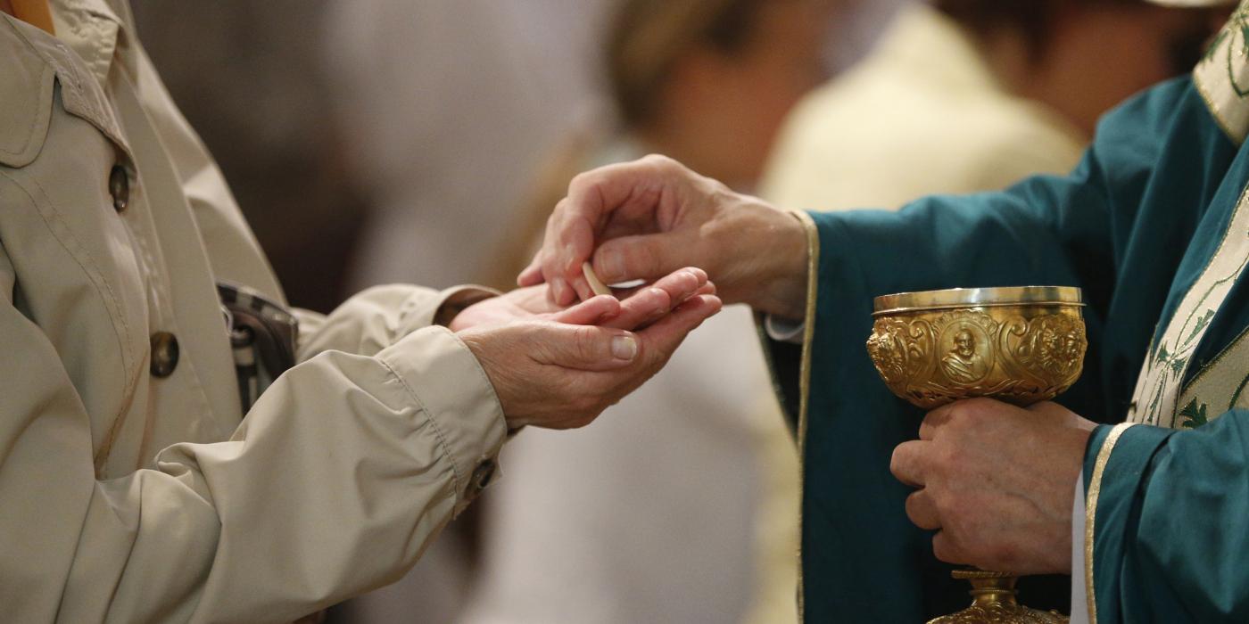 Pe. Reginaldo Manzotti: não podemos ser católicos pela metade