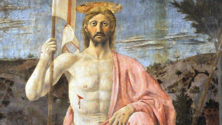 """""""Ressuscitou como disse... Aleluia! A vida venceu a morte!"""""""