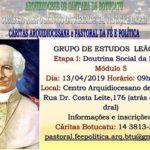 Grupo de estudos Leão XIII