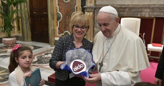 Papa: doação de órgãos, gesto de fraternidade e solidariedade humana