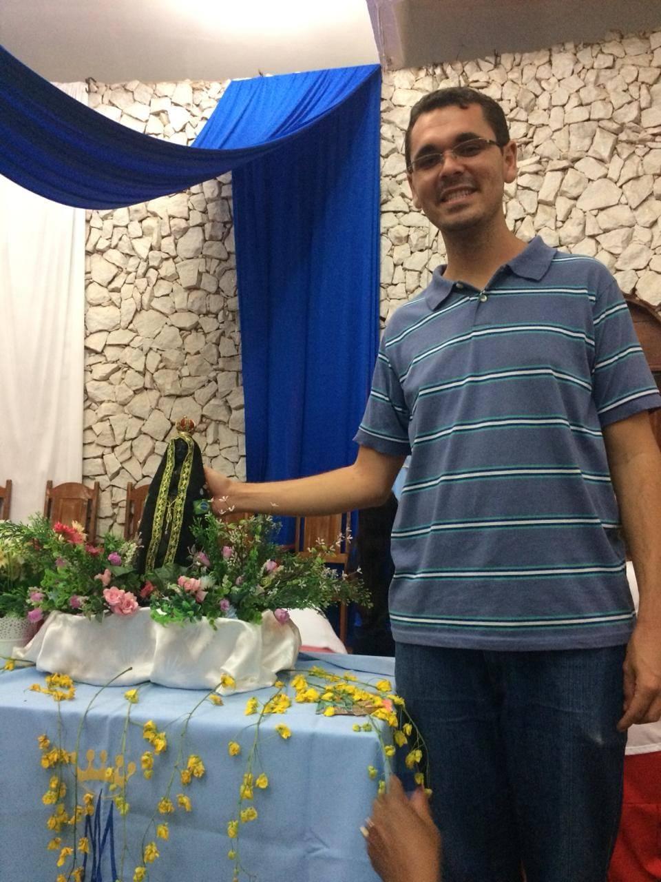 Diáconos Jorge e Éverton serão ordenados padres nos próximos dias