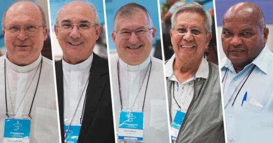 Cinco presidentes de comissões pastorais foram eleitos nesta quarta-feira