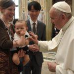 Papa Francisco: o aborto nunca é a resposta ideal para as famílias