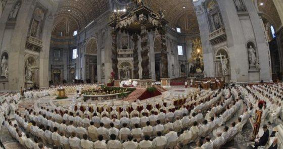 Liturgia: no caminho para voltar às fontes