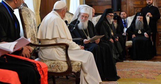 Papa Francisco e os três ecumenismos