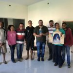 Paróquia Santa Luzia da cidade de Iaras faz formação para membros da PasCom