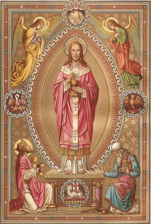 Hora Santa Para o dia de Santificação do Clero