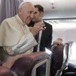 """Papa Francisco: """"A Europa volte a ser o sonho dos pais fundadores"""""""