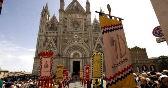 Orvieto: a Solenidade de Corpus Christi