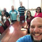 Coordenadores da juventude se reuniram para debater sobre o DNJ 2019