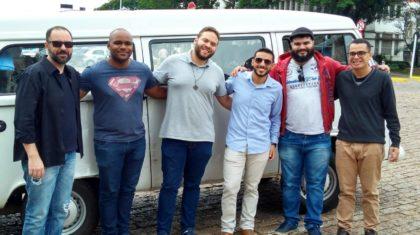 RCC Arquidiocese de Botucatu envia 5 seminaristas ao Renasem/SP