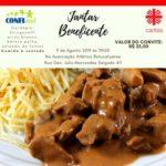 Caritas de Botucatu realizará jantar beneficente