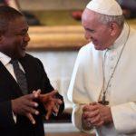 Presidente de Moçambique: o país espera o Papa com alegria