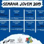 Semana Jovem 2019 na Paróquia São Joaquim