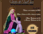 Festa de Sant'Ana 2019: Confira a programação da festa da família