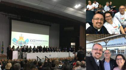 XXII Congresso Nacional do ECC - Nossa Arquidiocese está participando
