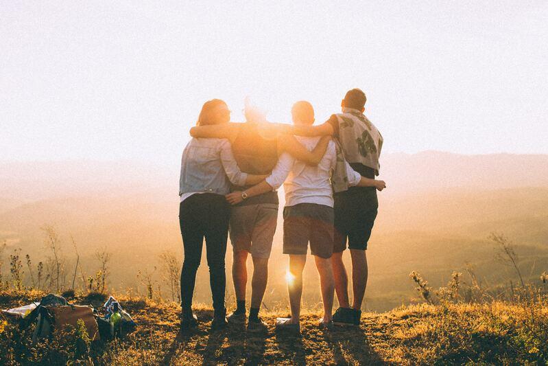 A amizade é o estágio mais aperfeiçoado do amor