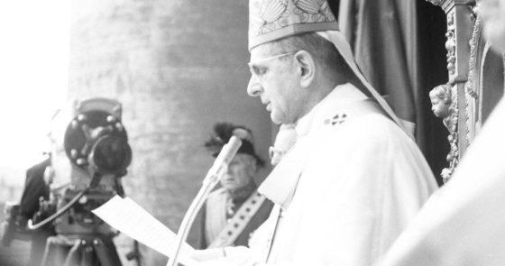 A morte de Paulo VI, um verdadeiro cristão, gentil e revolucionário