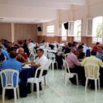 Almoço do Clero comemorou aniversário de Dom Maurício